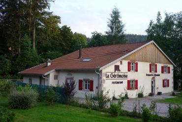Brasserie à Gérardmer La Géromoise
