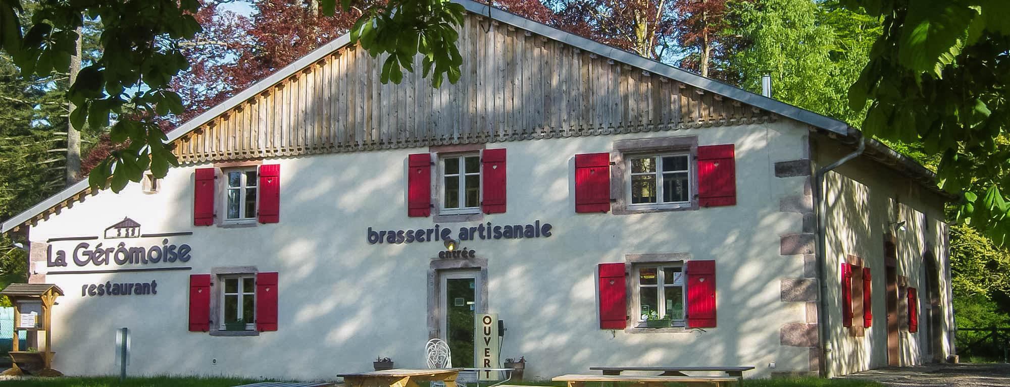 Restaurant La Géromoise à Gérardmer